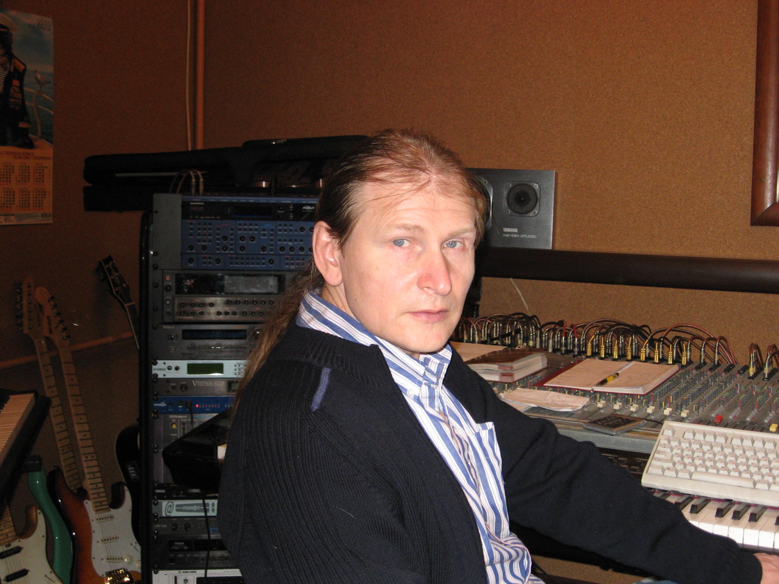 Александр Шантин